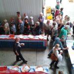 Spargelhof Hensgens Selfkant-Havert, Höfetour 2016